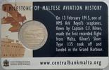 € 2 2015 Malta Gedenkmünze 100 Jahre Erster Flug auf Malta mit Prägezei... 23,50 EUR
