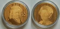 10€ 2006 Niederlande 10€ Gold  400. Geburtstag von Rembrandt PP - Proof... 299,00 EUR