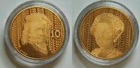 10€ 2006 Niederlande 10€ Gold  400. Geburtstag von Rembrandt PP - Proof... 280,00 EUR