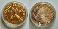 10€ 2010 Niederlande 150 Jahre Max Havelaar PP - Proof  310,00 EUR