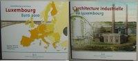 5,88€ 2010 Luxemburg Original Kursmünzensatz Baustil der Industriellen ... 32,00 EUR
