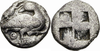 Diobol 500-437 v. Chr. Makedonien Eion Makedonien Diobol Gans Eidechse ... 75,00 EUR  +  4,00 EUR shipping
