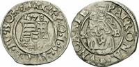 Denar 1578 RDR Ungarn RDR Ungarn Königreich Maximilian II. Denar 1578 K... 12,00 EUR