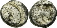 Hemihekte 1/12 Stater 6. Jhd. v. Chr. Ionien Ionien Incerte Münzstätte ... 90,00 EUR