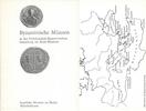 Begleitheft 1977 Schultz, Dr. Sabine Byzantinische Münzen Frühchristlic... 7,50 EUR