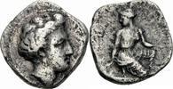 Trihemiobol 400-344 v. Chr. Thessalien Kierion Thessalien Trihemiobol 4... 450,00 EUR
