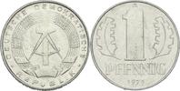 1 Pfennig 1975 DDR DDR Deutschland 1 Pfennig 1975 A Berlin Aluminium VZ... 0,30 EUR  zzgl. 1,00 EUR Versand