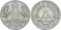 1 Deutsche Mark 1956 DDR DDR Deutschland 1 Deutsche Mark 1956 A Berlin ... 2,00 EUR  zzgl. 1,00 EUR Versand