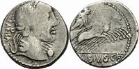 Denar 90 v. Chr. Rom Republik Vibius Pansa Denar Rom 90 Apollon Minerva... 50,00 EUR  zzgl. 3,00 EUR Versand