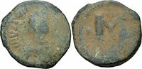 Follis 527-537 Byzanz Byzanz Justinianus I Æ Follis Konstantinopel 527-... 8,00 EUR  zzgl. 1,00 EUR Versand