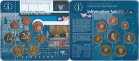 KMS 2001 2001 Niederlande Niederlande Offizieller KMS 2001 Information ... 11,90 EUR  zzgl. 2,00 EUR Versand