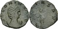 Antoninian 260-268 Rom Kaiserreich Salonina Augusta Antoninian Siscia P... 15,00 EUR  zzgl. 1,00 EUR Versand