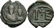 12 Nummi 613-618 Byzanz Byzanz Heraclius Æ 12 Nummi Alexandria Dodekanu... 70,00 EUR  zzgl. 3,00 EUR Versand