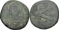 1/2 Follis 539/540 Byzanz Byzanz Justinian I Halbfollis Karthago 539/54... 45,00 EUR  zzgl. 3,00 EUR Versand
