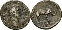 As 148/149 Rom Kaiserreich Antoninus Pius Æ As Rom 148/149 MVNIFICENTIA... 160,00 EUR  zzgl. 5,00 EUR Versand
