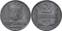 2 Dinara 1942 Serbien Serbien Deutsche Besatzung (1941-1944) 2 Dinara 1... 8,00 EUR  zzgl. 1,00 EUR Versand