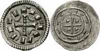 Denar 1095-1116 Ungarn Ungarn Koloman 1095-1116 Denar Kreuz Halbmond Ar... 75,00 EUR  zzgl. 3,00 EUR Versand