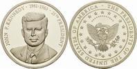 Medaille o.J. Deutschland GERMANY JOHN F. KENNEDY MEDAL UNC THE PRESIDE... 8,00 EUR  zzgl. 1,00 EUR Versand