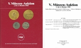 Auktionskatalog 1985 BW Bank AG BW BANK KATALOG V. MÜNZEN-AUKTION 1985 ... 9,50 EUR  zzgl. 5,00 EUR Versand