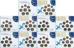 LOT 5 x KMS á 3,88 € = 19,40 € 2004 Deutschland Deutschland Euro-Münzen... 44,90 EUR  zzgl. 4,00 EUR Versand