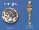 Auktionskatalog - ANTIQUA INC ANTIQUA INC. ANCIENT ART & NUMISMATICS CA... 15,00 EUR  zzgl. 2,00 EUR Versand
