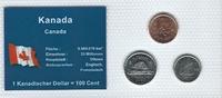 Münzblister 2003/2008 Kanada Kanada Münzsatz Kursmünzen 1 5 10 Cents 20... 2,75 EUR  zzgl. 1,00 EUR Versand