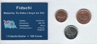 Münzblister 2006 Fidschi Fidschi Münzsatz Kursmünzen 1 2 5 Cents 2000/0... 2,75 EUR  zzgl. 1,00 EUR Versand
