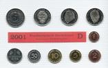 Kursmünzensatz 2001 Deutschland Deutschland Deutsche Mark KMS 2001 D Mü... 12,50 EUR  zzgl. 1,00 EUR Versand