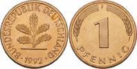 1 Pfennig 1992 Deutschland Deutschland 1 Pfennig 1992 F Stuttgart Stgl.... 1,75 EUR  zzgl. 1,00 EUR Versand