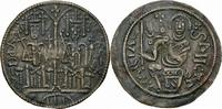 Kupfermünze 1172-1196 Ungarn Ungarn Bela III Kupfermünze Rézpénz Æ Foll... 19,00 EUR  zzgl. 1,00 EUR Versand