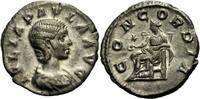 Denar 218/219 Rom Kaiserzeit Julia Paula Denar Rom 219-220 CONCORDIA Th... 150,00 EUR  zzgl. 5,00 EUR Versand