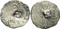 Serbien Dinar NM Serbien Knig Stefan Uros IV. Dusan Dinar Helm Dei Gratia Rex Christus 11.1.1