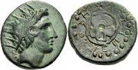 Bronze 88-43 v.Chr. Karien Inseln Rhodos I...