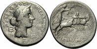 Denar 82/81 v. Chr. Rom Republik Annius Fabius Hispaniensis Denar 82/81... 90,00 EUR