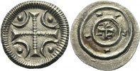 Ungarn Denar 1131-1141 Vorzglich NM Bela ...