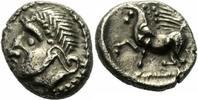 Trihemiobol 100-50 v.Chr. Kelten Boier Kel...