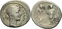 Denar 52 v. Chr. Rom Republik Servilius Denar Rom 57 (52) Flora Lituus ... 115,00 EUR  +  6,00 EUR shipping