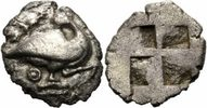 Diobol 500-437 v. Chr. Makedonien Eion Makedonien Diobol Gans Eidechse ... 70,00 EUR