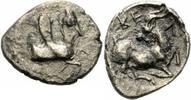 Obol 425-400 v. Chr. Kilikien Kelenderis Kilikien Obol Pegasos Protome ... 75,00 EUR  zzgl. 3,00 EUR Versand