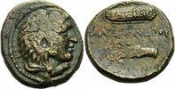 Bronze 328-323 v. Chr. Makedonien Alexander III Makedonien Bronze Herak... 60,00 EUR  zzgl. 3,00 EUR Versand