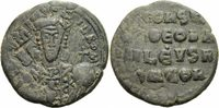 Byzanz Follis 945-950 &Uuml;berpr&auml;gt, Kratzer, sehr sch&ouml;n NM Byzanz Constanti... 50,00 EUR inkl. gesetzl. MwSt., zzgl. 2,50 EUR Versand