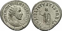 Antoninian 244 Rom Kaiserreich Philippus I...