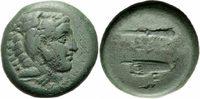Bronze 336-323 v. Chr. Makedonien Alexander III Makedonien Bronze Herak... 23,50 EUR  zzgl. 3,00 EUR Versand