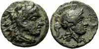 Bronze um 300 v.Chr. Mysien Lampsakos Mysien Bronze um 300 Ethnikon Λ-A... 200,00 EUR kostenloser Versand
