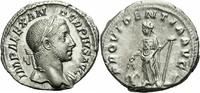 Denar 231 Rom Kaiserreich Alexander Severus Denar Rom 231 PROVIDENTIA A... 100,00 EUR  +  4,00 EUR shipping