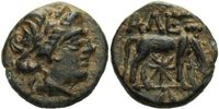 Kleinbronze 281-261. v. Chr Troas Alexandreia Troas Kleinbronze 281-261... 150,00 EUR  zzgl. 5,00 EUR Versand