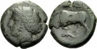 Hemilitron 317-310 v.Chr. Sizilien Agathokles Syrakus Sizilien AE Hemil... 125,00 EUR  zzgl. 5,00 EUR Versand