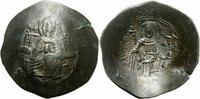 Trachy 1185-1195 Byzanz Byzanz Isaac II Angelus Billon Aspron Constanti... 45,00 EUR  zzgl. 3,00 EUR Versand