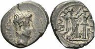 Quinar 25-23 v. Chr. Rom Kaiserreich Augus...