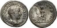 Denar 241-243 Rom Kaiserreich Gordian III Pius Denar Rom 241-243 PM TR ... 60,00 EUR  zzgl. 3,00 EUR Versand